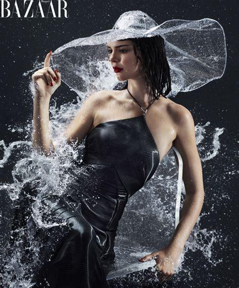 Kendall Jenner Covers Harper's Bazaar, Says She's Been ...