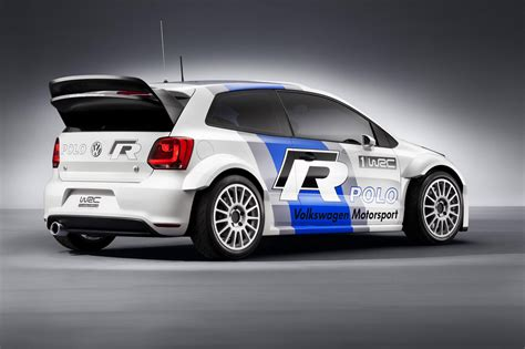 Volkswagen Polo R Wrc To Enter 2018 World Rally Championship