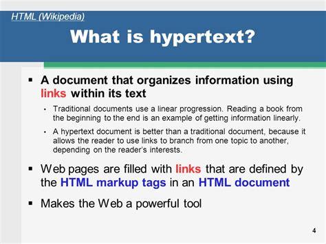 html document instructor charles moen ppt