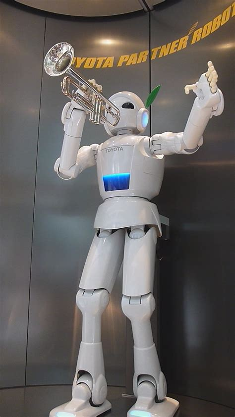 Toyota Robot by 301 Moved Permanently