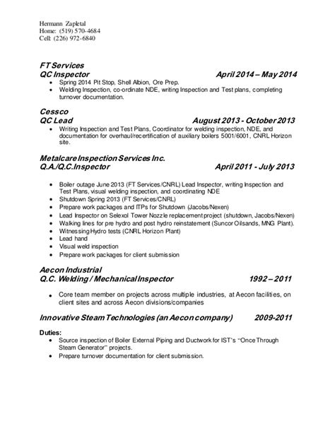 How To Write A Successful Resume Exles by Resume Sle For Construction Worker The Best
