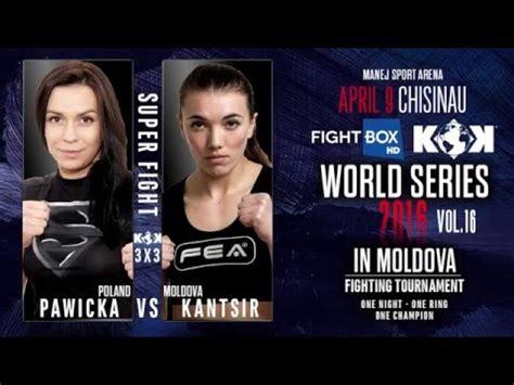 Andrei Stoica vs Pavel Voronin - full fight Video SK 2015