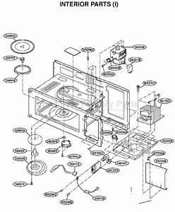 Amana Mvh350ss Parts