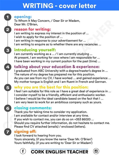 25 best ideas about cover letter on
