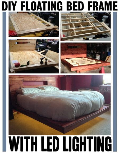 woodwork   build  queen size bed frame   wood