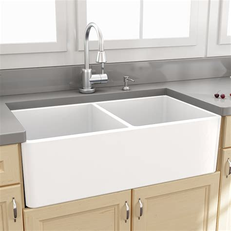 Home Depot Canada Farm Sink by T Fcfs33 Dbl Nantucket Sinks Usa