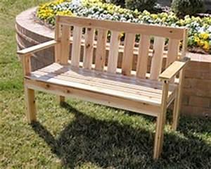 52 Outdoor Bench Plans: the MEGA GUIDE to Free Garden