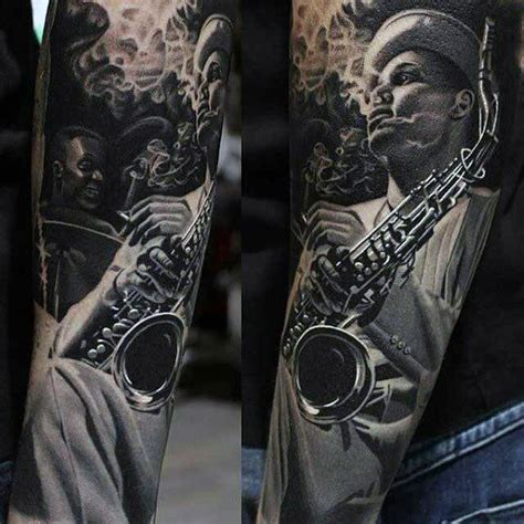 realistic tattoos  men realism design ideas