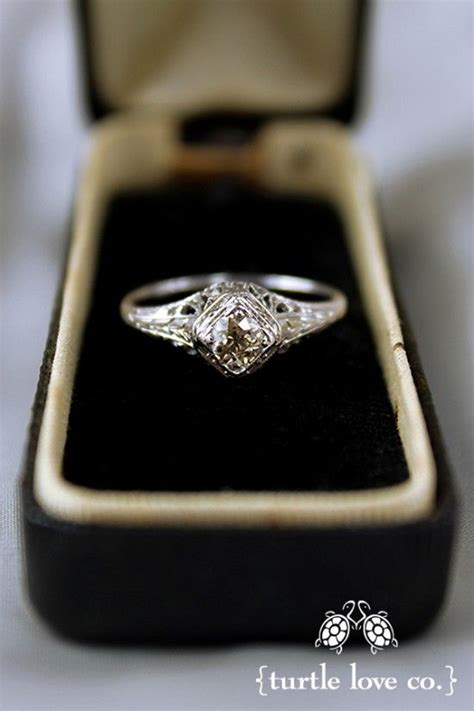 17 best ideas about rustic engagement rings on pinterest