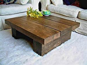coffee tables ideas rustic wooden coffee table with With rustic outdoor wood coffee table