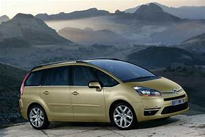 Fiche Technique Citroen C4 Grand Picasso 1 6 Hdi 110 2010
