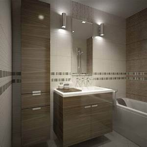 Petite Salle De Bain Design : 28 id es d 39 am nagement salle de bain petite surface ~ Dailycaller-alerts.com Idées de Décoration