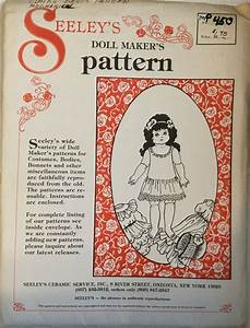 Seeley U0026 39 S Doll Maker U0026 39 S Pattern  Mp460 Mechanical Clair