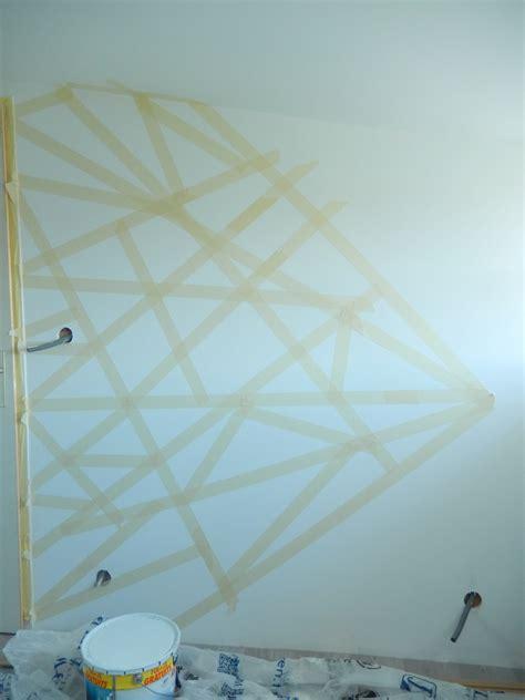 peinture de chambre tendance diy 3 idées pour créer un mur graphique mon carnet déco