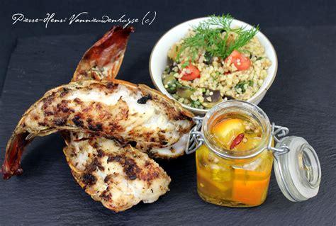 cuisine langouste plancha navarin de veau