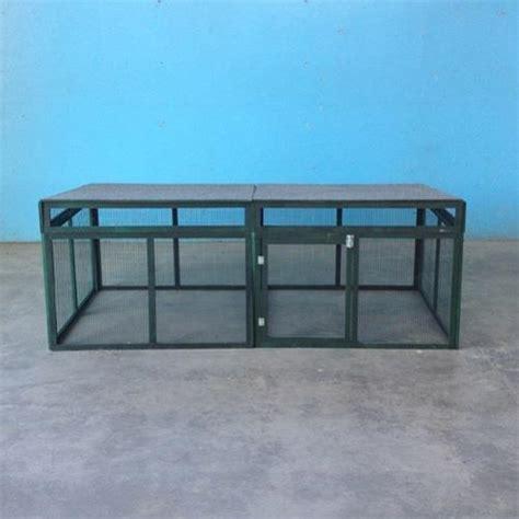 animali domestici da gabbia gabbia in legno per animali domestici e cortile modello g22