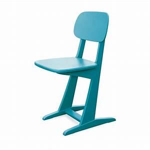 Chaise Patins Turquoise Laurette Pour Chambre Enfant Les Enfants Du Design