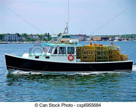 Free Lobster Boats by Lobster Boat Clipart Clipground