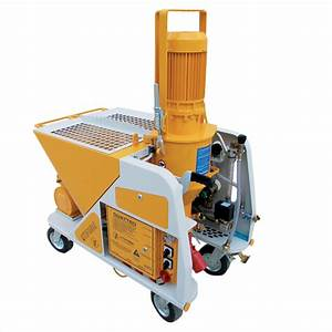 Machine A Crepir Pneumatique : machine a projeter le platre quattro ~ Dailycaller-alerts.com Idées de Décoration
