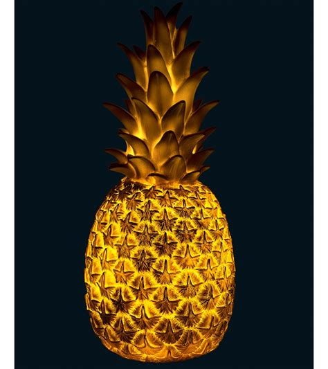 Pineapple Lights by Goodnight Light Pineapple L Gold