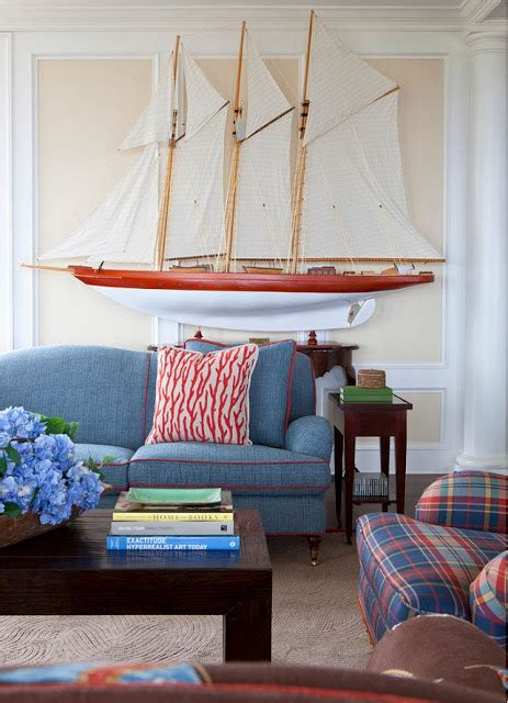 model ships nautical handcrafted decor blog
