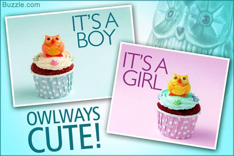 bonny  cool owl themed baby shower decorating ideas