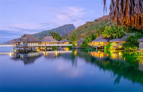 Overwater Bungalows Archives