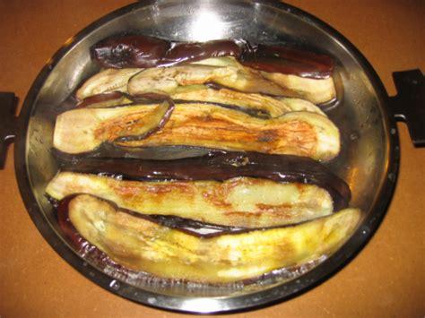recette tranches daubergines grilles