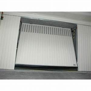 portes de garage basculantes s400 aero pluo portes de With securisation porte garage basculante