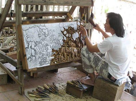 indonesian handicraft furniture decoration balinese decor