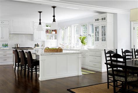 pictures of kitchens with white cabinets modern family home home bunch interior design ideas 9126