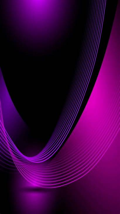 Purple Zedge Screen Samsung Android