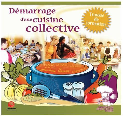 cuisine collective emploi formation démarrage cuisine collective