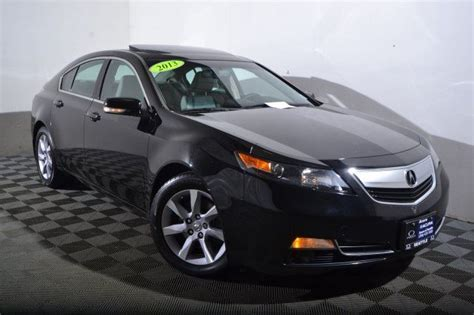 Seattle Acura by 2013 Acura Tl 3 5 Seattle Wa 30238306
