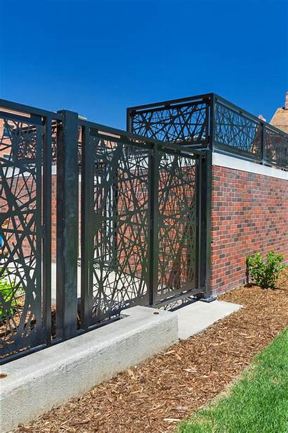 Fence Topper Privacy Decorative Fencing Wood Glass