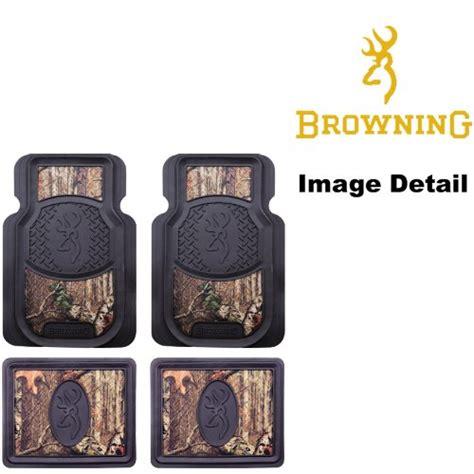 browning arms company buckmark logo infinity camo car