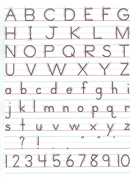 handwriting practice images  pinterest