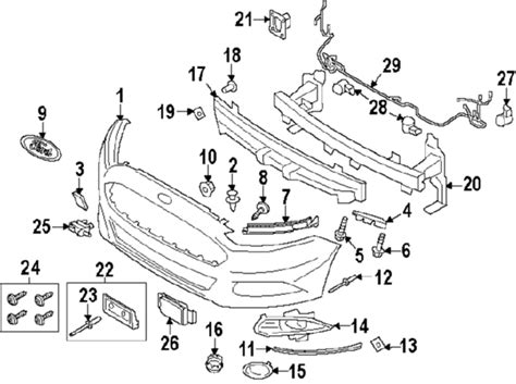 partscom ford reinforcement partnumber dszcb