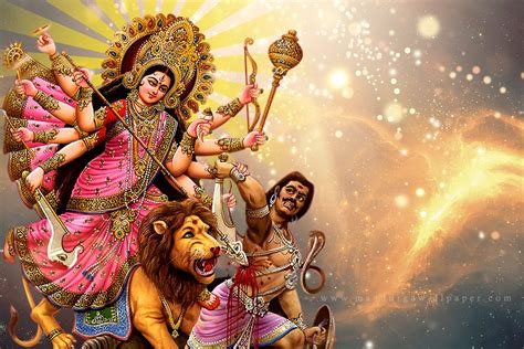 maa durga wallpapers images gallery