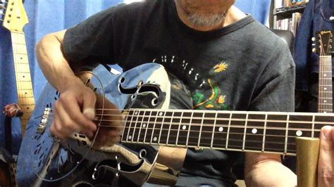 Guitar Rag / Sylvester Weaver (open D)