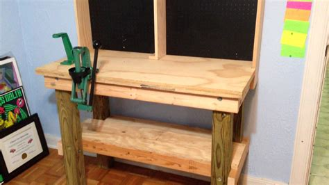 ideas simple reloading bench ideas   bench plans