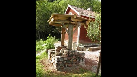 Build Your Own Wishing Well