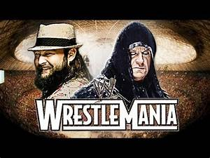 The Undertaker vs Bray Wyatt Wrestlemania 31 Promo HD ...