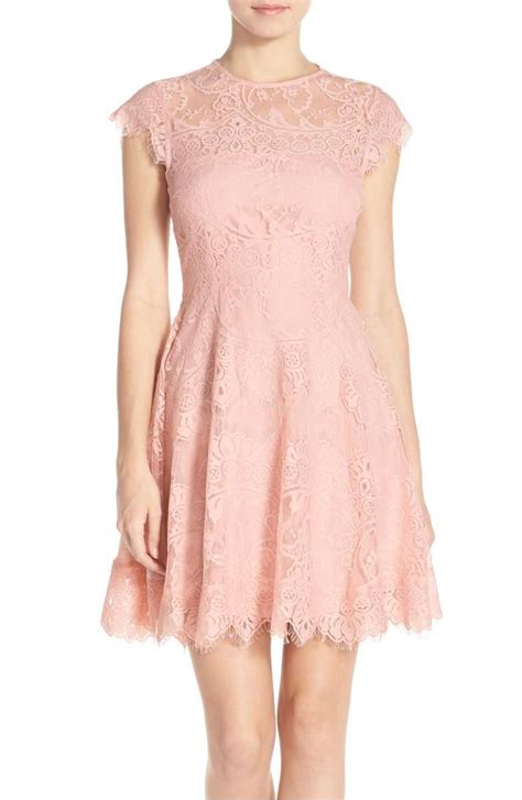 strappy lace mini dress chic lace a line dresses for wedding guests