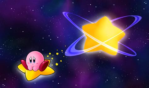 Kirby Planet Robobot Wallpaper 39 39 Goodbye Planet Pop Star 39 39 By Nintendofan1900 On Deviantart