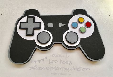 playstation controller birthday card confessions