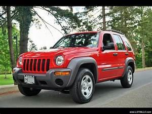 2004 Jeep Liberty Sport 4dr Sport 4x4 1