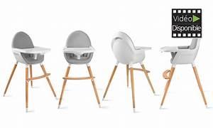 Chaise Haute Scandinave Bebe : chaise haute b b kinderkraft groupon ~ Teatrodelosmanantiales.com Idées de Décoration