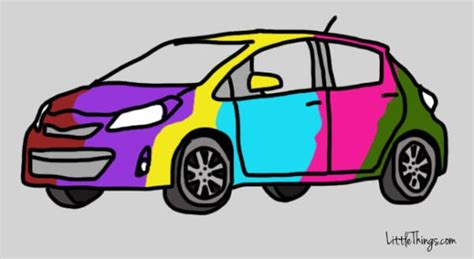 The Color Of Your Car Reveals Secrets About Who You Are