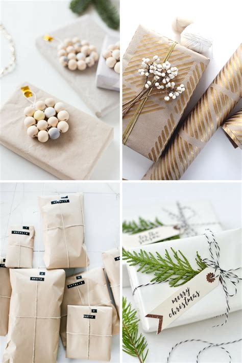 Great Gift Wrapping Christmas Inspiration  Wild & Grizzly